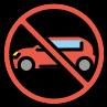 :no_car: